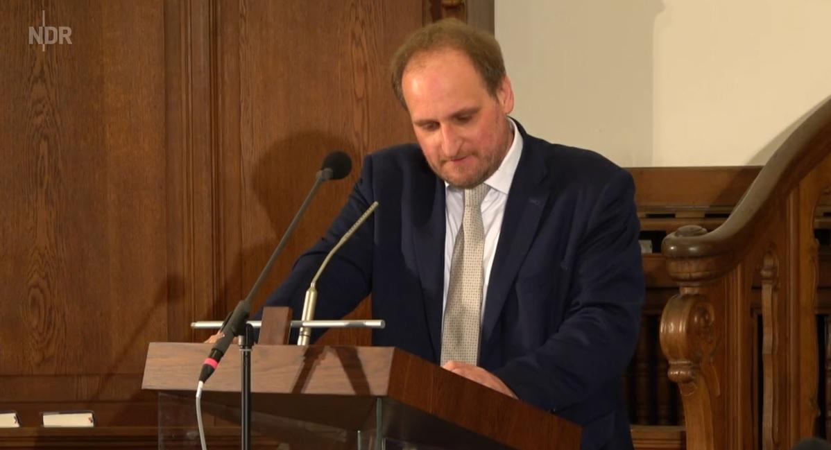 Menno Simons Sermon Prize 2021 goes to Daniel Kaiser (Hamburg)